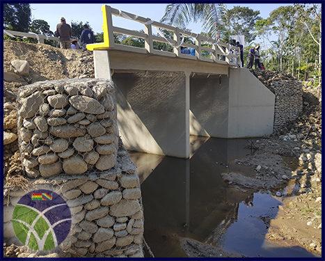 <span id='sec'>Puerto Villarroel - Cochabamba:</span><br><span id='prim'>Pobladores de municipio de Puerto Villarroel se benefician con puente vehicular</span>