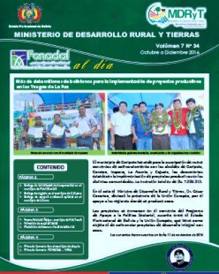 Boletín Octubre a Diciembre 2016
