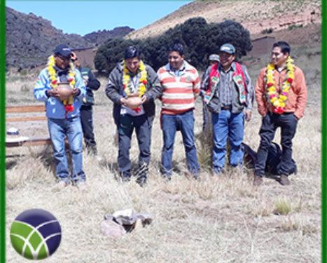 <span id='sec'>En Cochabamba:</span><br><span id='prim'>CON UNA INVERSIÓN DE MÁS DE UN MILLÓN DE BOLIVIANOS SE CONSTRUIRÁ EL SISTEMA DE MICRORIEGO CARPANI EN EL MUNICIPIO DE BOLÍVAR</span>