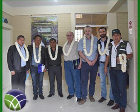 <span id='sec'>En Cochabamba:</span><br><span id='prim'>UNIÓN EUROPEA VISITÓ PROYECTOS DE DESARROLLO INTEGRAL IMPLEMENTADOS DENTRO EL PROGRAMA APS-SA</span>