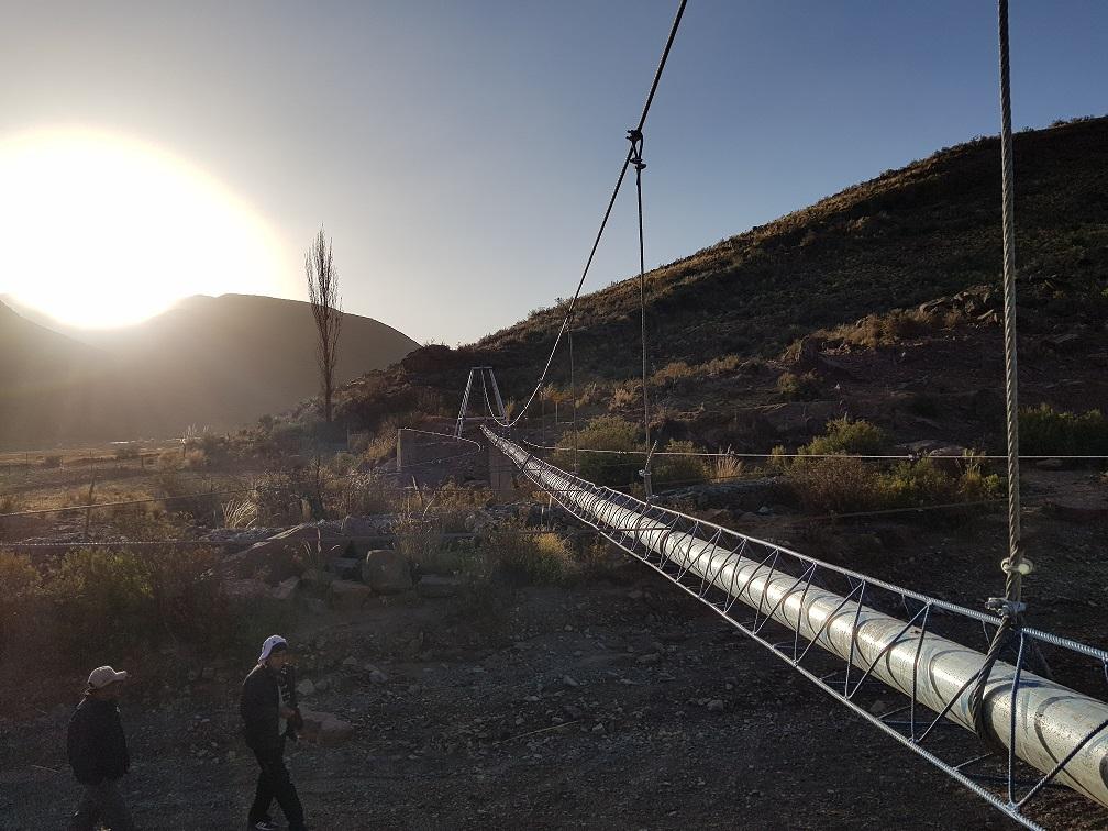 Sistemas de riego garantizan producción agrícola al municipio de Pocoata