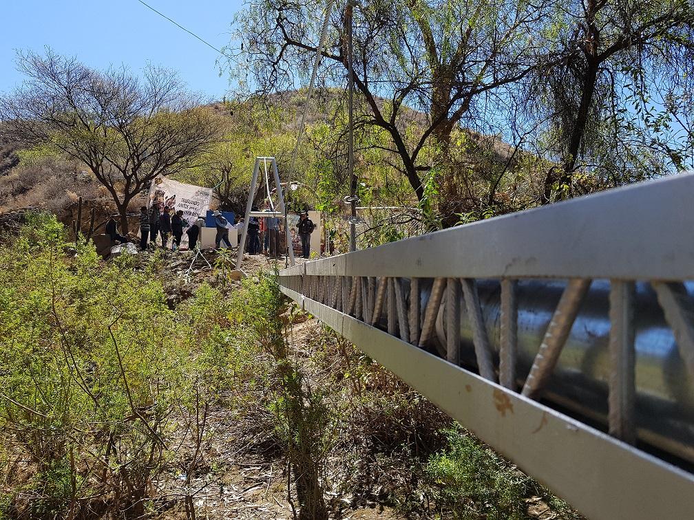 En Cochabamba, invierten cerca de 1´000.000,00 de bolivianos para sistema de riego en Tarata