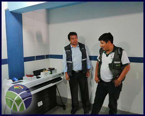<span id='sec'>Cochabamba:</span><br><span id='prim'>Municipios del Cono Sur en Cochabamba se benefician con equipos para gestión de proyectos</span>