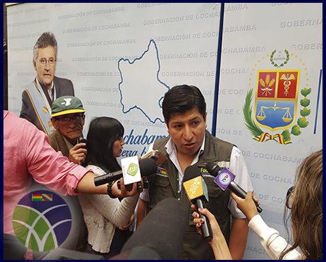 <span id='sec'>Cochabamba:</span><br><span id='prim'>Este viernes arranca la primera Feria de Desarrollo Integral en Cochabamba</span>