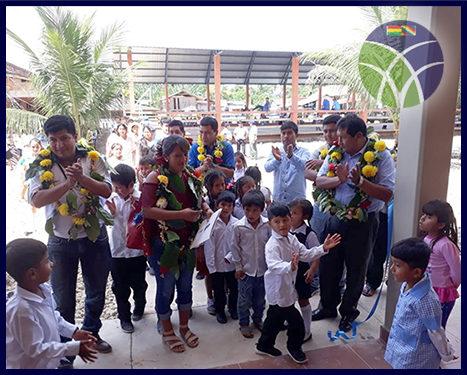 <span id='sec'>Entre Ríos - Cochabamba:</span><br><span id='prim'>Cochabamba: Gobierno entrega aulas educativas en beneficio del municipio de Entre Ríos</span>