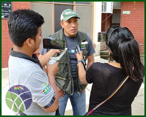 <span id='sec'>#GestiónDeGobierno:</span><br><span id='prim'>#Cochabamba | GOBIERNO INFORMA A PRODUCTORES FRUTÍCOLAS DE LA ZONA DEL TRÓPICO, SOBRE ACCIONES DE APOYO Y PROGRAMAS.</span>