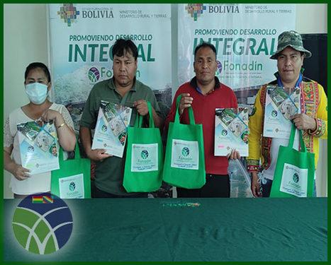 <span id='sec'>#GestiónDeGobierno:</span><br><span id='prim'>#Cochabamba: FIRMA DE CONVENIOS CON MUNICIPIOS DE COCHABAMBA</span>